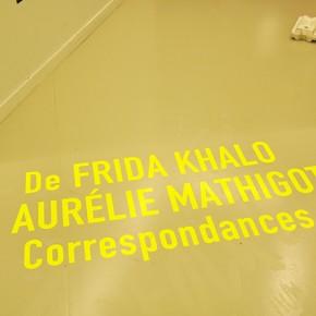 De Frida Khalo Aurélie Mathigot Correspondances