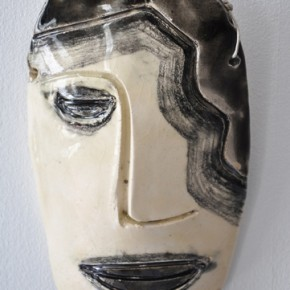 Masque céramique