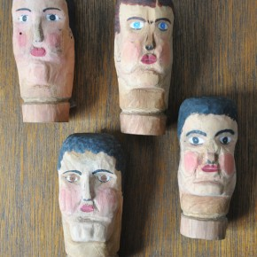 Sculptures bois