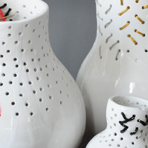 Domestic vases